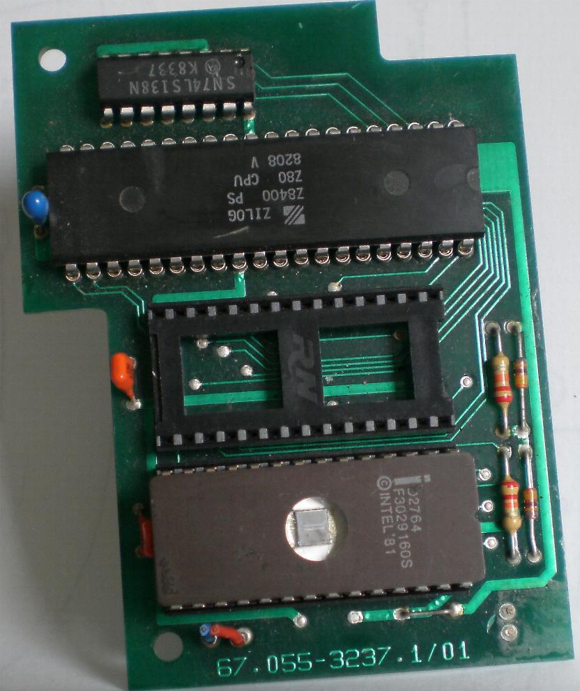 Unbekannte Platine mit Z 8400 (Z 80) - Robotrontechnik-Forum